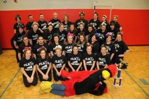 Parent Cheer Teams