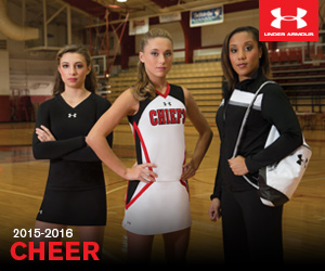 Under Armour Cheer 2015