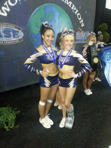 ICE Lady Lightning 1st place photo