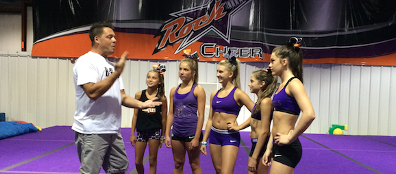 Spotlight: Scott Foster of Rockstar Cheer